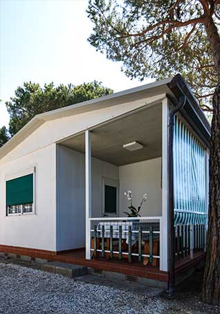 Bungalows Camping Lilly Moderno La Partaccia
