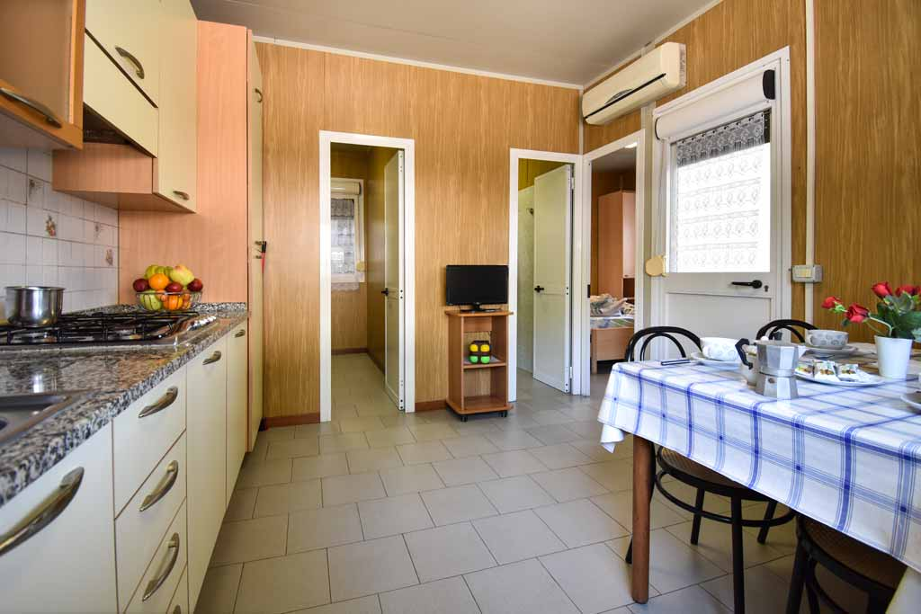 Bungalows 4 People - Camping Lilly Moderno La Partaccia