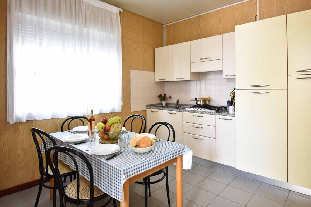 Bungalows 5 People - Camping Lilly Moderno La Partaccia